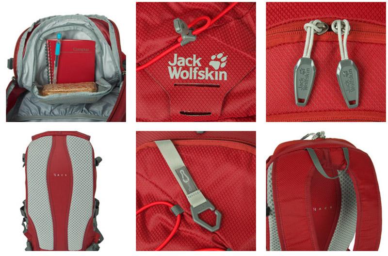 JACK WOLFSKIN ROCKDALE4