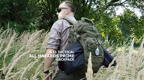 511 Tactical All Hazards Prime Backpack 881