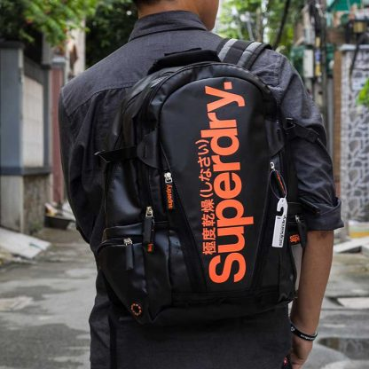 Superdry Shine Tarp Backpack16