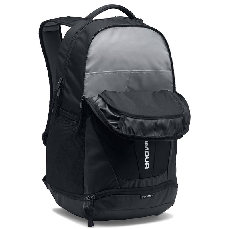 UA Hustle 3.0 Backpack 4