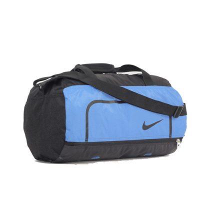 nike soccer small bag blue 1