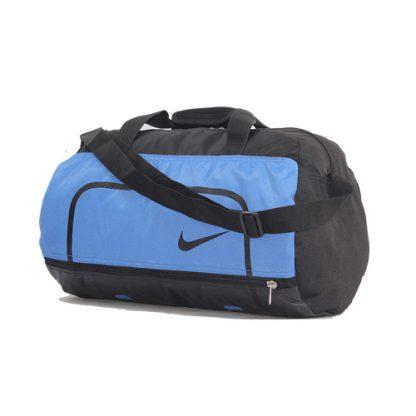 nike soccer small bag blue 2