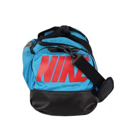 nike team training s duffel bag blue 2