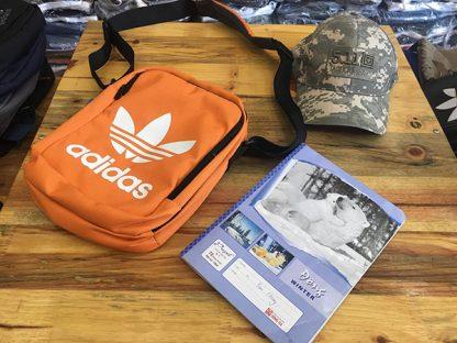 ipad Adidas Sling Bag11