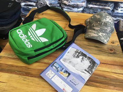 ipad Adidas Sling Bag121