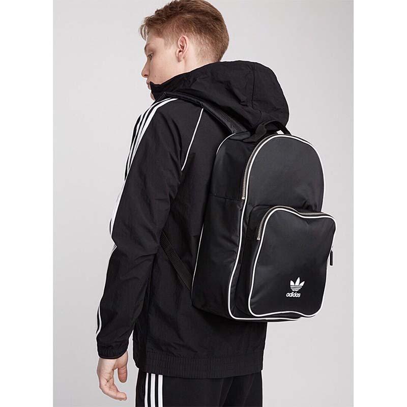 Balo Adidas Originals Classic Backpack Black CW0637 mã BA118 - Balo ... 38b8edfce642