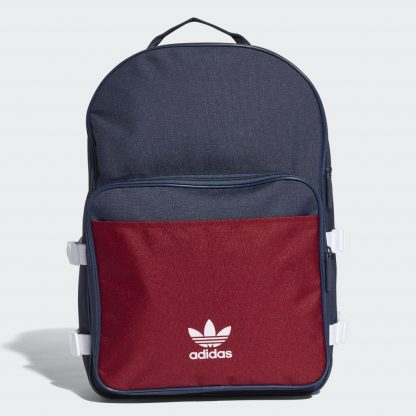 adidas essential backpack ce2382 m navy red 1024