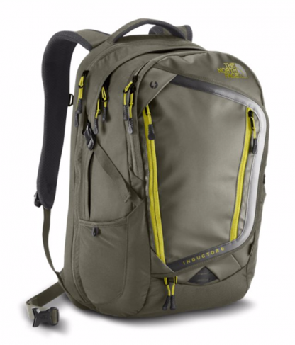 The North Face Resistor Charged Backpack10
