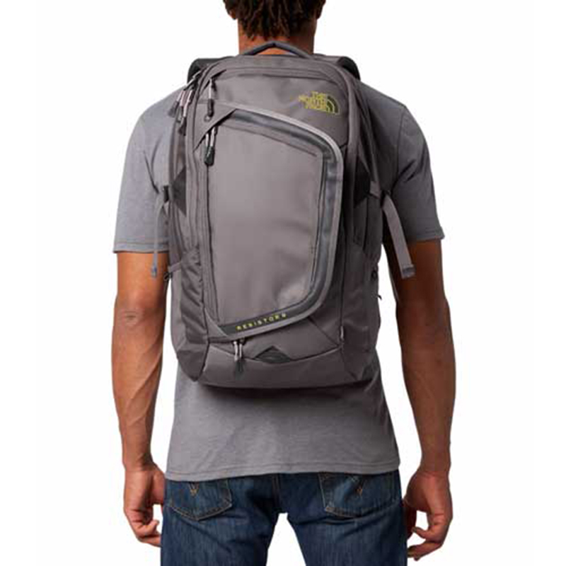 The North Face Resistor Charged Backpack3