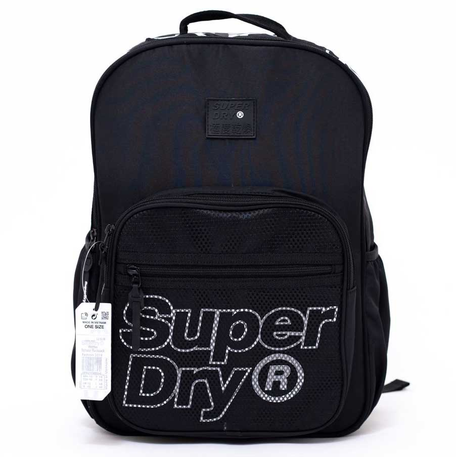 balo superdry mens scholar rucksack 12
