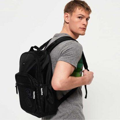 balo superdry mens scholar rucksack 7