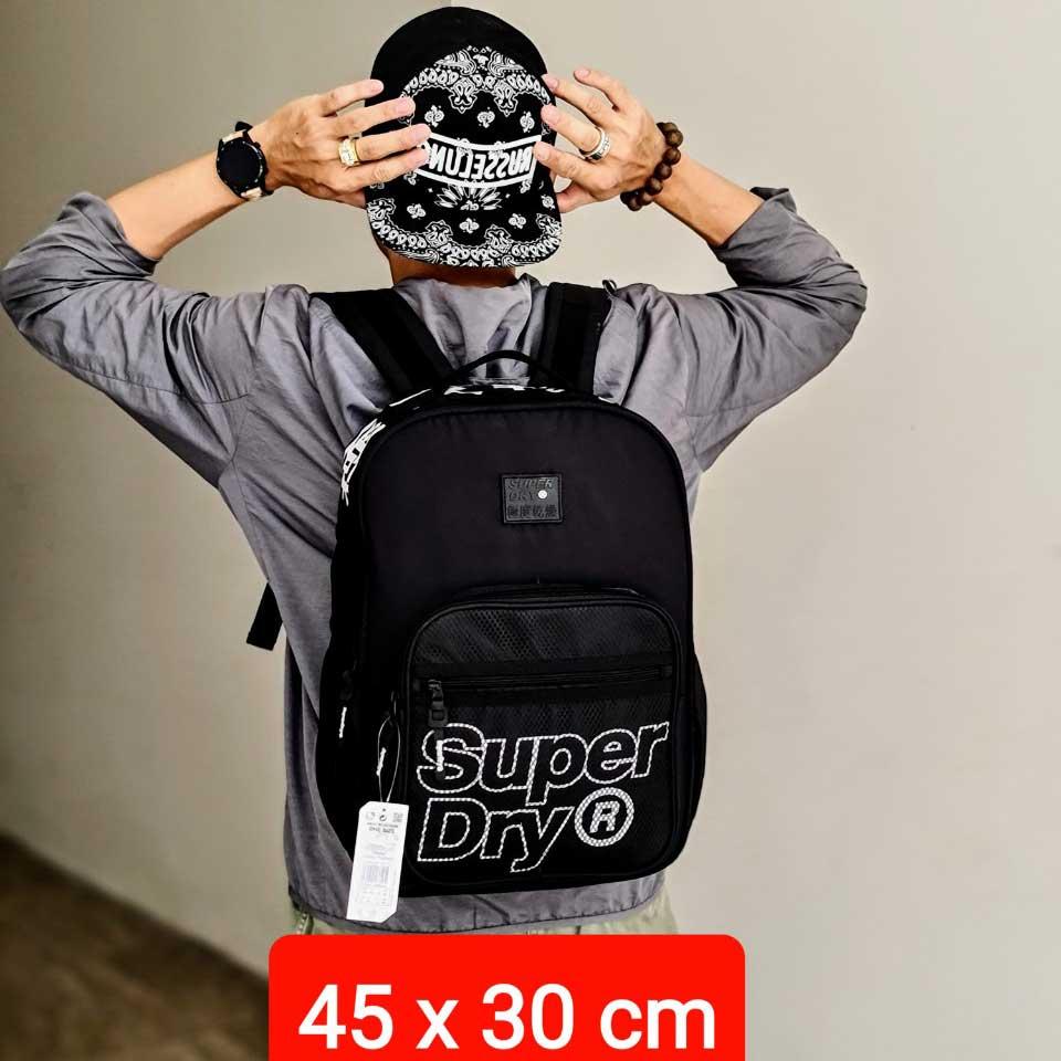 balo superdry mens scholar rucksack 9