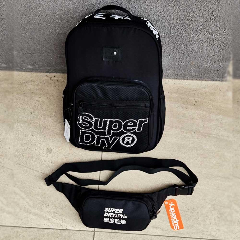 balo superdry mens scholar rucksack